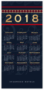 Corporate Calendar