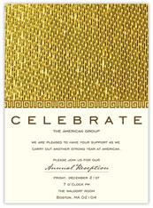 Celebrate Invite