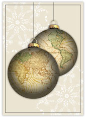 Globe Ornaments