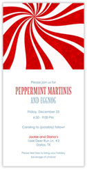 Peppermint Martinis