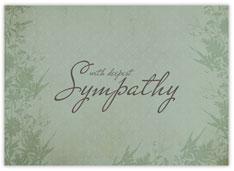 Sympathy Greenery
