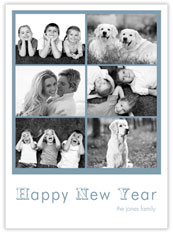 New Year Photo Frames
