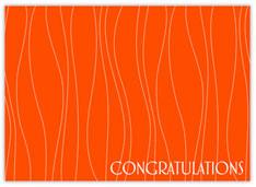 Congratulation Dream Waves