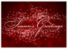Season's Greetings Sensation