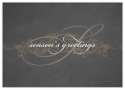 Greetings with Grace - Season Greetings from CardsDirect
