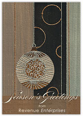 Shimmering Decorated Ornament