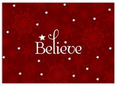 Snowflake Believe