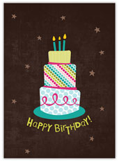 Three Layer Birthday