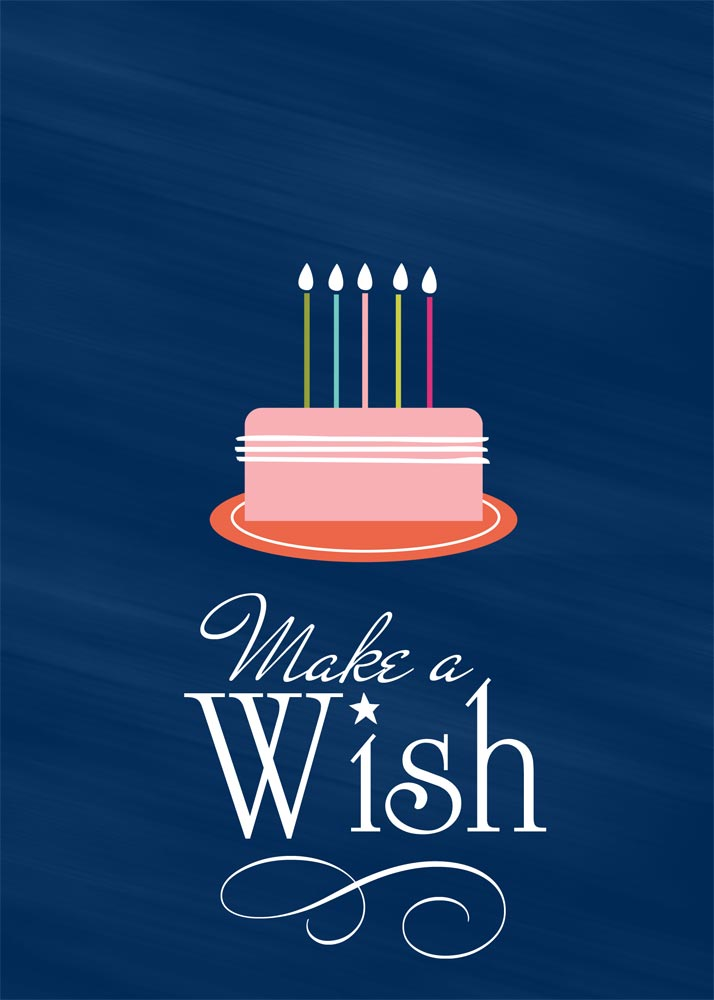 Make A Wish Birthday Cards From Cardsdirect Happy Birthday Make A Wish
