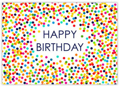 Dots Galore Birthday