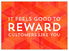 Rewarding Customers