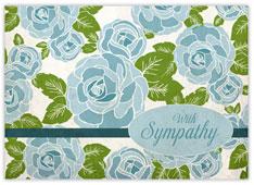 Many Roses Sympathy
