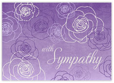 Sympathy Roses