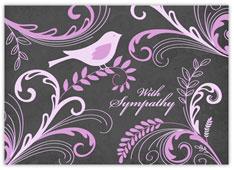 Sympathy Bird