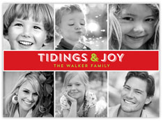 Red Tidings & Joy
