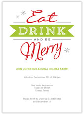 Merry Invite