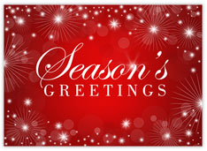 Abundant Season's Greetings