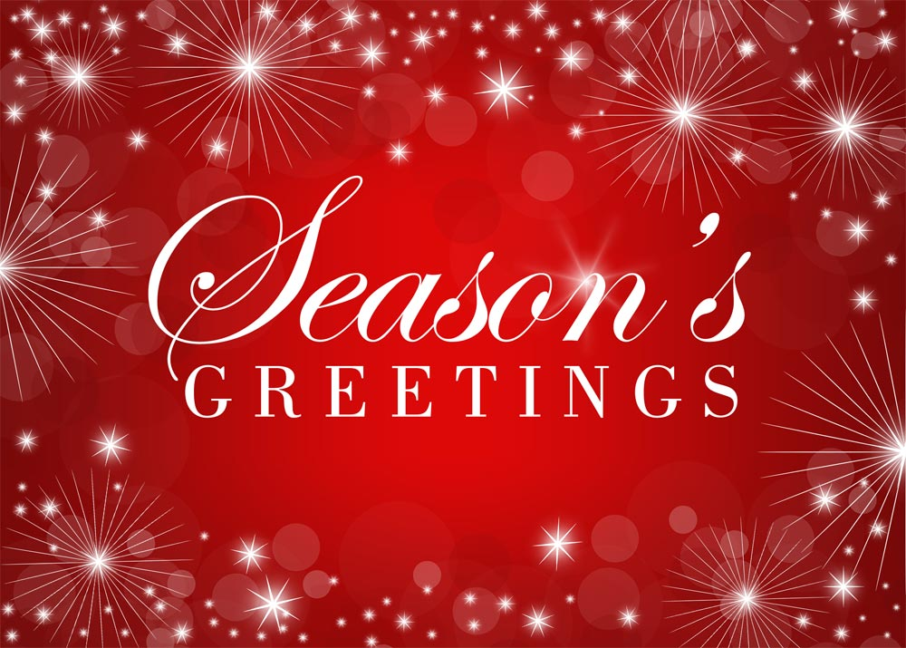 Abundant Season's Greetings - Season Greetings from CardsDirect