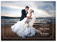 Married Merry Holidays