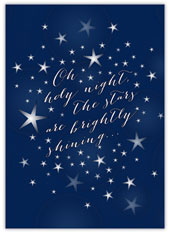 Holy Night Stars