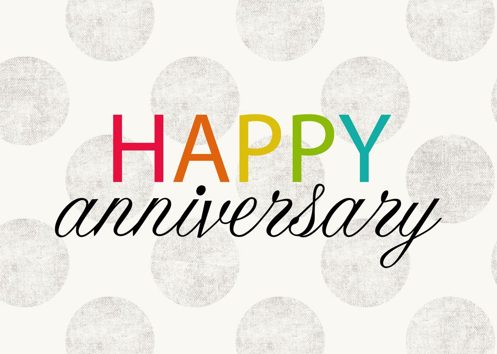 Image gallery happy anniversary workplace
