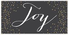 Sparkling Gray Joy