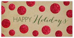 Dotty Red Holidays