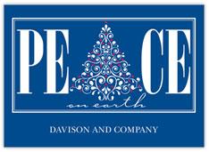 Peace! Holiday Card