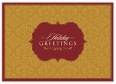 Elegant Holiday Greeting