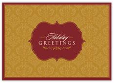 Elegant Holiday Greeting