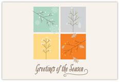 Devoted Seasons Postcard