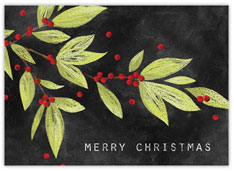 Chalk Art Christmas