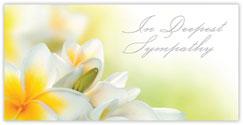 Sweet Lilies Sympathy