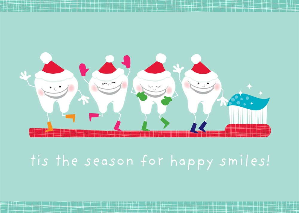 gt; Profession Cards gt; Dental Cards gt; Happy Smile Season Dental Card