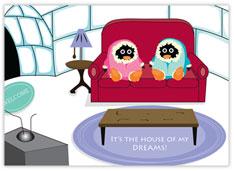 The House of My Dreams Realtor Card