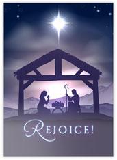 We Shall Rejoice!