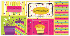 Birthday Goodies Card