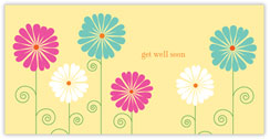 Cheerful Get Well Card
