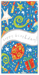 Party Favors Birthday Card