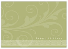 Olive Within Reach Birthday Card
