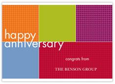 Anniversary Congrats Card