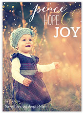 Sparking Peace Hope and Joy