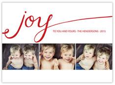 Your Joy Photo Card