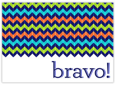 Bravo for Chevrons