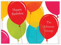 Uplifting Birthday Card