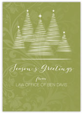 Inspired Greeting Holiday Card