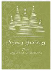 Inspired Greeting Holiday Card