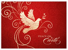 The Art of Peace Holiday Card