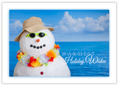 Stay Cool Holiday Card