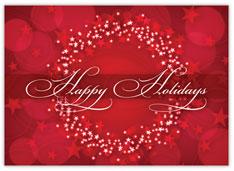 Bright Stars Holiday Card